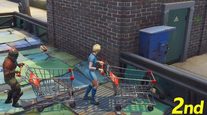 Fortnite Mario Kart Playground LTM