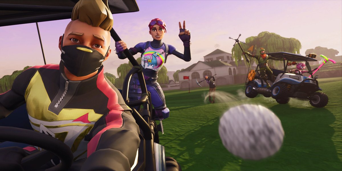 Fortnite Season 5 Road Trip Loading Screen 2