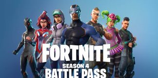 Fortnite Season 4 Battle Pass
