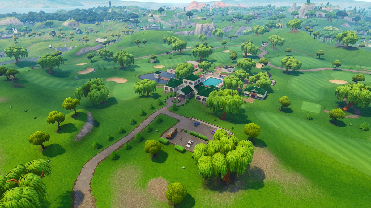 Lazy Links new Fortnite Season 5 Map