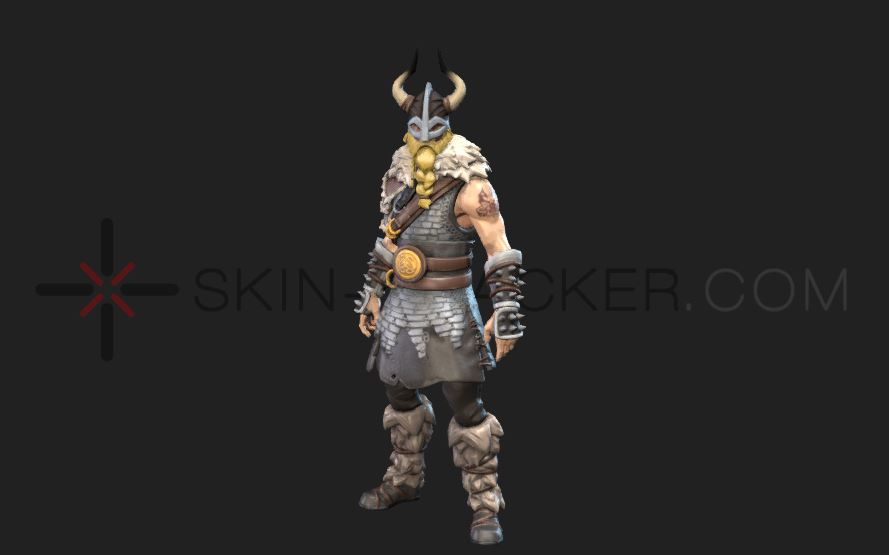 Magnus Fortnite Season 5 V5.0 Leaked Skin
