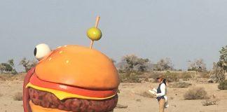 New Agent at the Durrr Burger