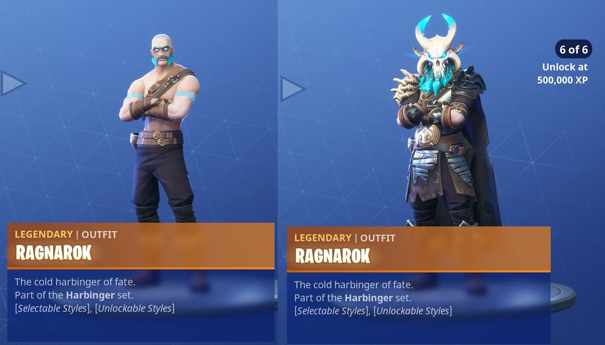 Fortnite Season 5 Battle Pass Skins Pickaxes Backlings Emotes