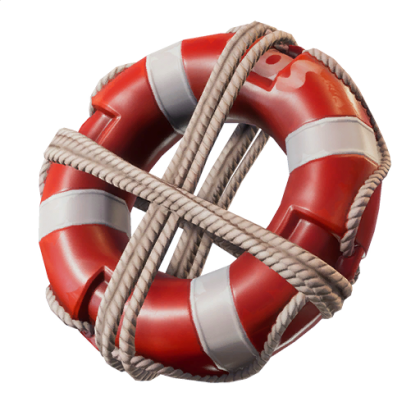 Rescue Ring Fortnite Cosmetic
