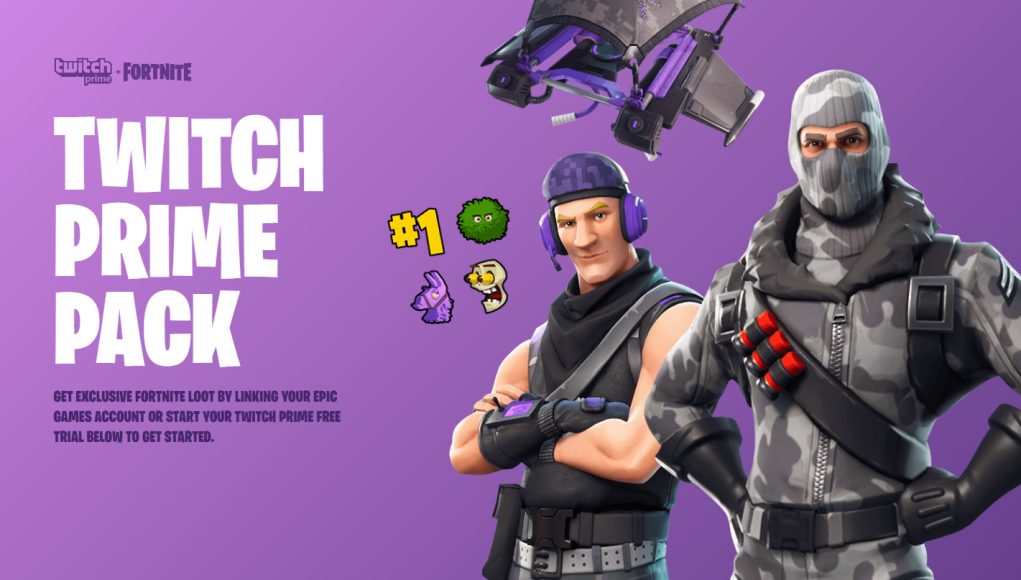 Here's What Could be in Fortnite's Third Twitch Prime Pack | Fortnite Insider