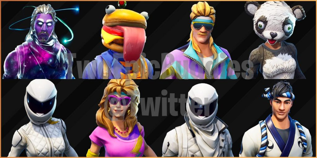 New Fortnite Leaked Skins Cosmetics Found In V5 2 Files