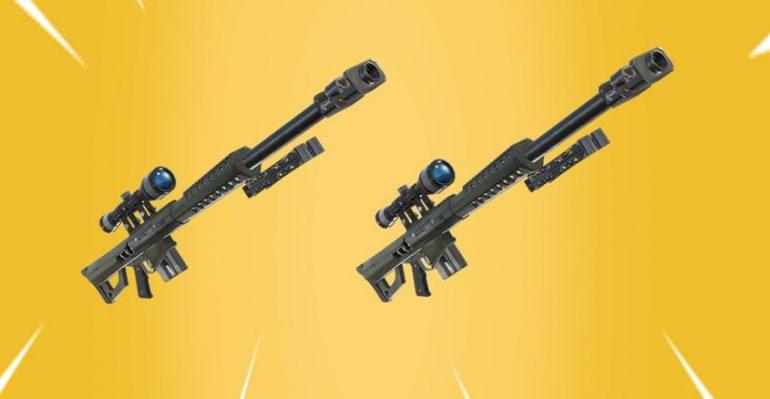 Best Fortnite Sniper