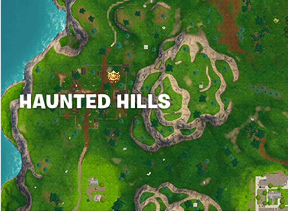 Exact Star Location for the 'Follow the Treasure Map found in Snobby Shores' Challenge