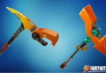 Exclusive Pickaxes for Chinese Players