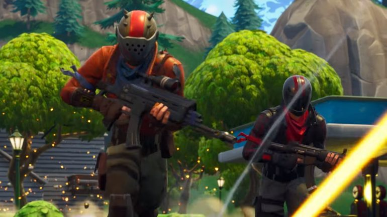 Sprinting Cancelled When Switching Weapons Bug | Fortnite