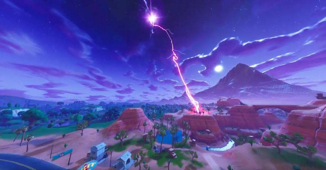 Fortnite Lightning