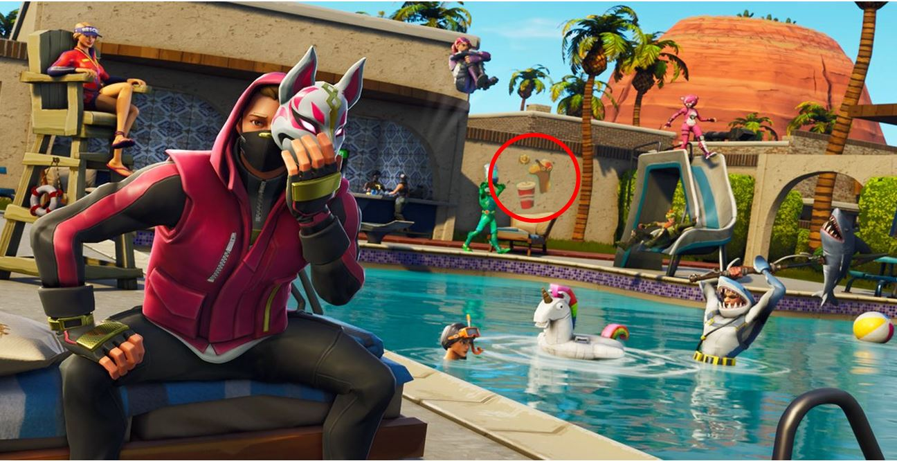 where can i see how to do all fortnite challenges