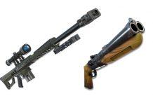 Fortnite new weapons V5.2