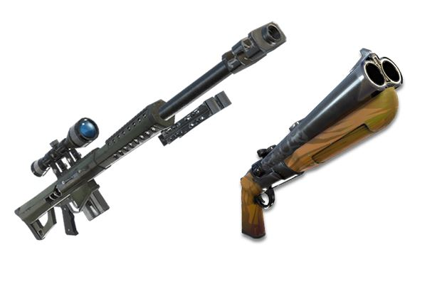 Fortnite new weapons V5.2
