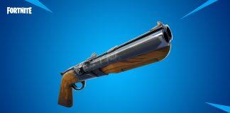Fortnite Weapon - Double Barrel Shotgun