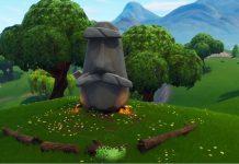 Stone Heads in Fortnite