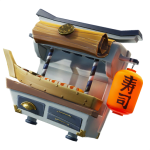 Chef's Choice Fortnite Leaked Cosmetic Back Bling
