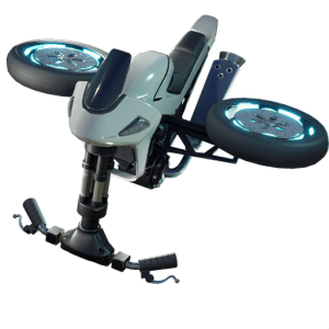 White Squall Fortnite Leaked Cosmetic Glider