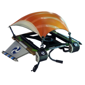 Flying Fish Fortnite Leaked Cosmetic Glider