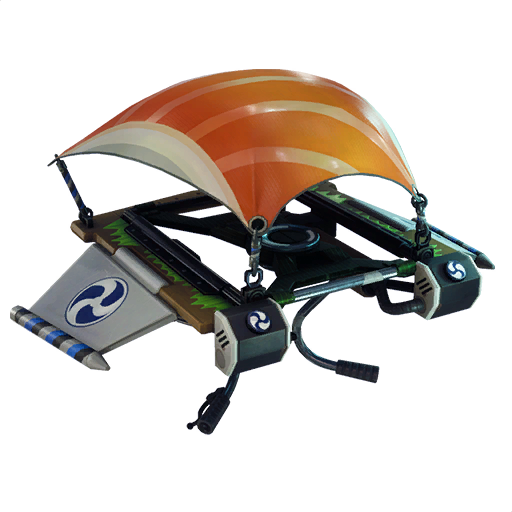 Fortnite Glider - Flying Fish