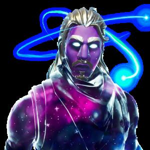 Galaxy Leaked Fortnite Skin