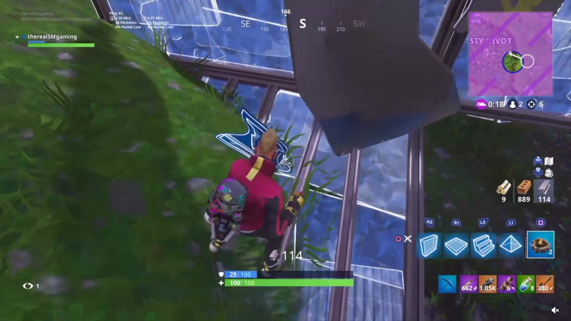 Trap Placement Bug on Consoles | Fortnite Insider