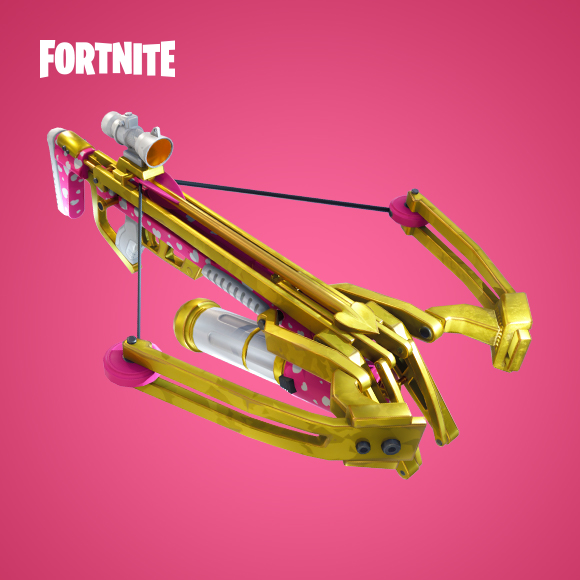 Crossbow in Fortnite