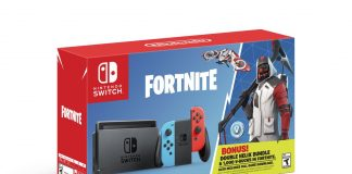 Fortnite Nintendo Switch Exclusive Bundle