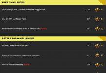 Fortnite Season 5, Week 9 Leaked Challenges