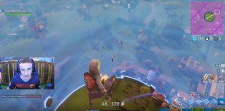Fortnite anti-gravity