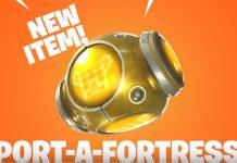 Fortnite port-a-fortress v5.41
