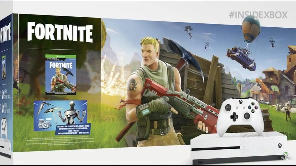 Fortnite Eon Skin Bundle 2000 V Bucks Xbox Live Key Global G2a Com