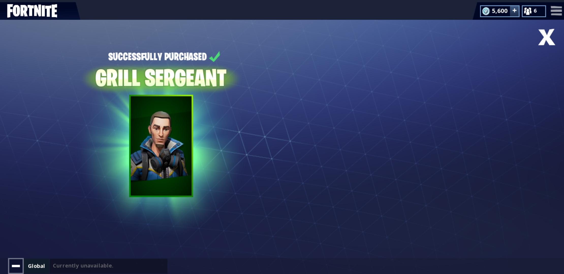 Grill Sergeant / new skin