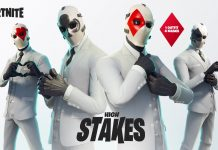 High Stakes Wild Card Outfit customize
