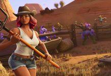 Fortnite Season 6 Hunting Party Loading Screen - Week #1