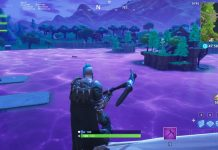 Loot Lake Cube Water fortnite