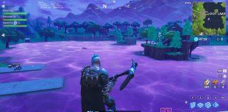 Loot Lake Cube Water fortnite