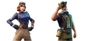 Names and Rarities of the Upcoming v6.0 Leaked Skins & Cosmetics