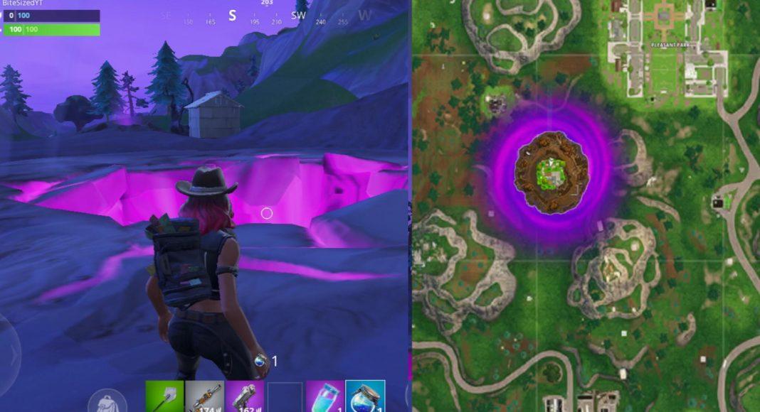 New Rune Floating Island