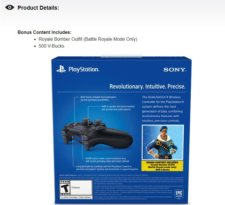 Playstation Controller Bundle