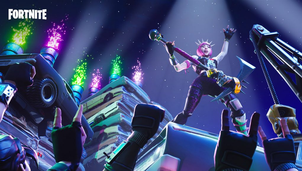 power chord featured image - stage slayer fortnite skin