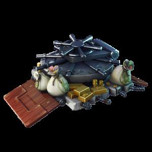 Safecracker Leaked v5.4 Fortnite Glider