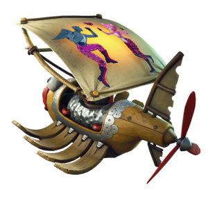 Shadow Puppet Leaked v5.4 Fortnite Glider