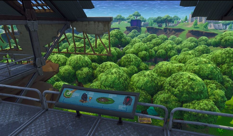 IMAGE(https://fortniteinsider.com/wp-content/uploads/2018/09/Sight-seeing-area-in-Dusty-Divot-e1536265195287.jpg)