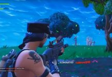 Suppressed Assault Rifle in Fortnite