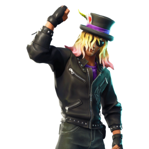 Stage Slayer v5.4 leaked fortnite skin