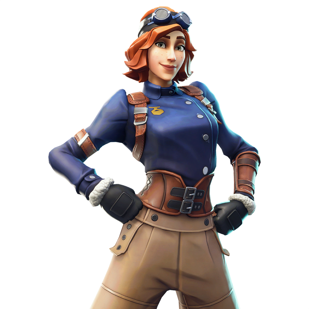 Airheart outfit (Rare)
