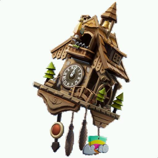 Clockworks back bling (Epic)