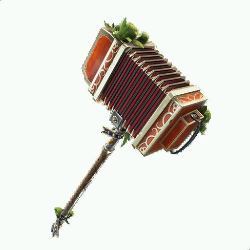 Axcordion pickaxe (Uncommon)