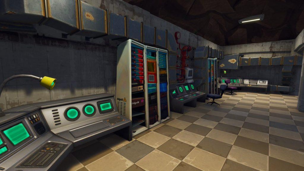 Wailing Woods Bunker Lab